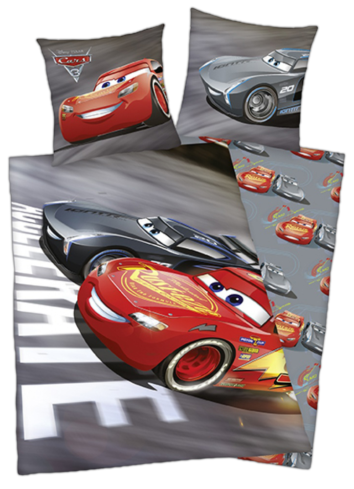 Cars Racing Lightning 2-teilig Polyester
