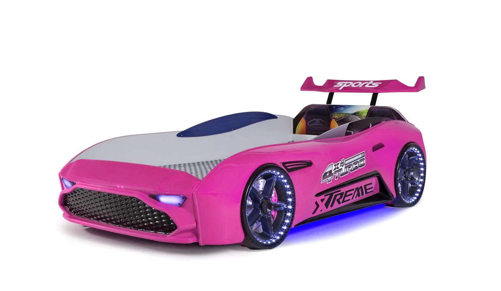 Autobett GT18 Turbo 4x4 Extreme Pink mit Bluetooth