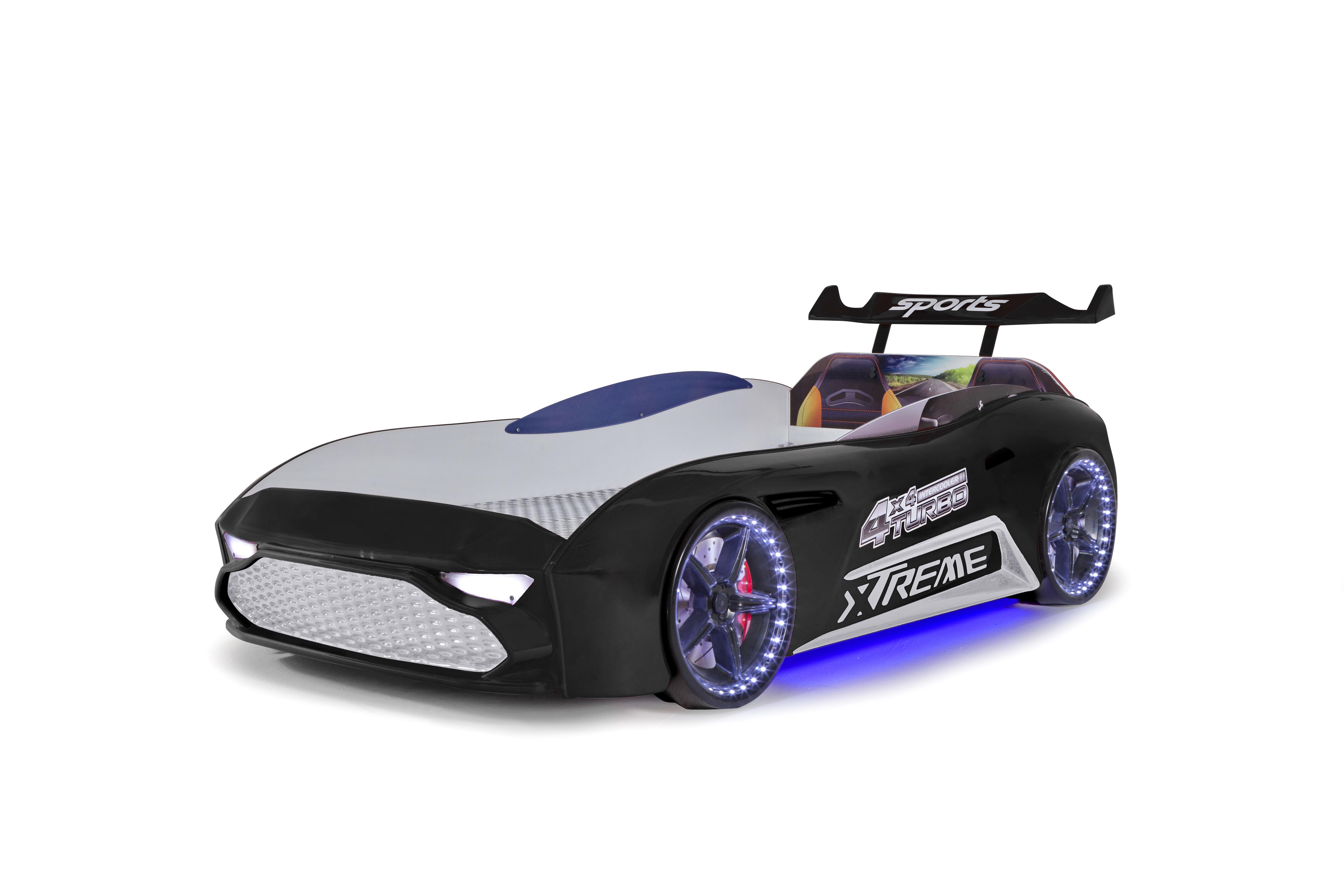 Autobett GT18 Turbo 4x4 Extreme Schwarz mit Bluetooth