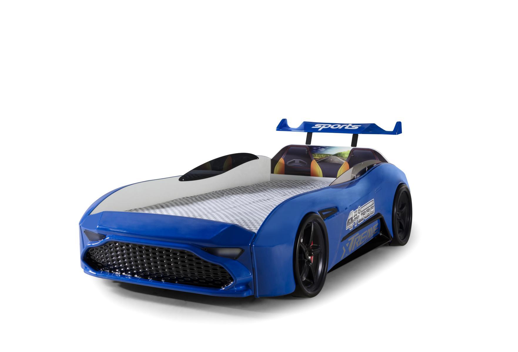 Autobett GT18 Turbo 4x4 Extreme Blau mit Bluetooth
